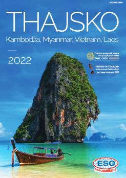 katalog zájezdů do Thajska